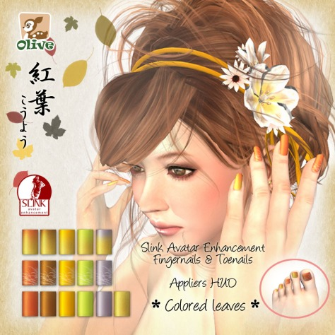 +Olive+Slink Nail Applier kouyou_AD(1024x1024)